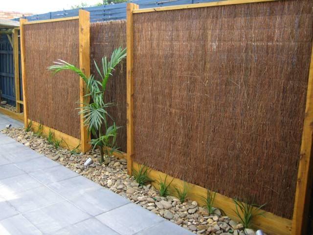 Garden Screening Ideas For Creating A Garden Privacy Screen. Tag: Garden  Screening Ideas Cheap
