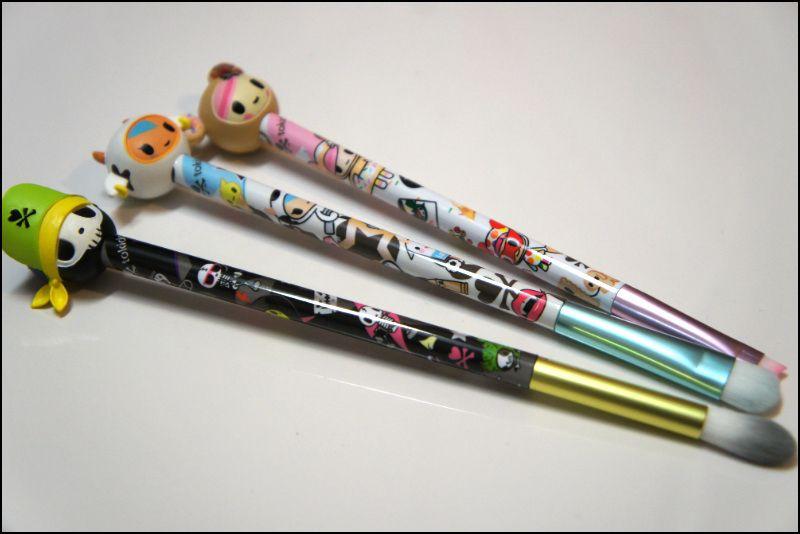 Tokidoki Brush Set! view more pictures at www ...