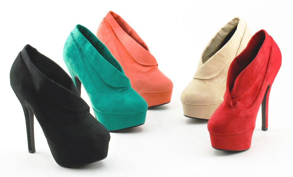 Groupon - $ 29.99 for Red Circle Collin Dress Booties ($ 74 List Price). Assorted Colors. Free Shipping and Returns.. Groupon deal price: $29.99