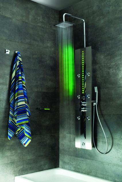 Best Led Shower Head Reviews In 2020 Shower Panels Led Shower