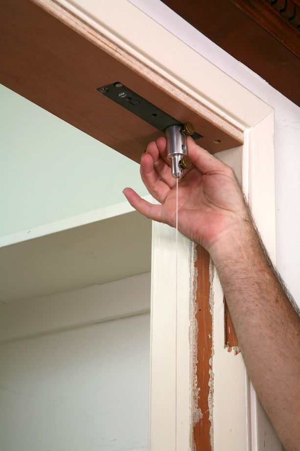 Hidden Pivot Bookcase Installation Thisiscarpentry Bookcase Door Hidden Door Bookcase Hidden Door Hinges