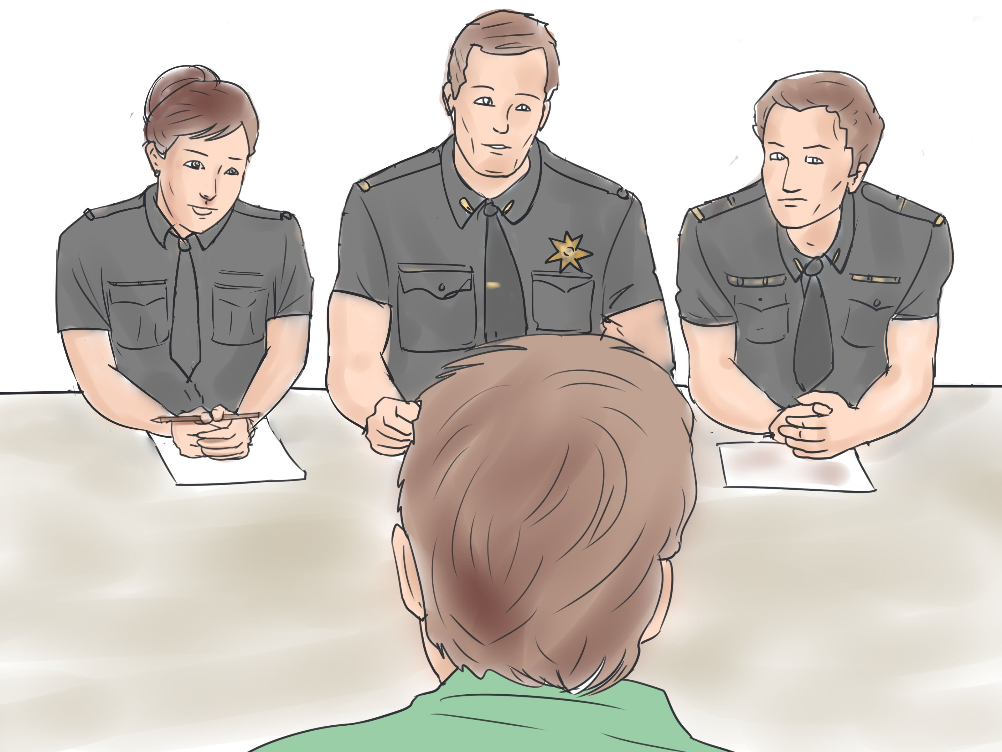 reasons for becoming a police officer reexamining residency ...