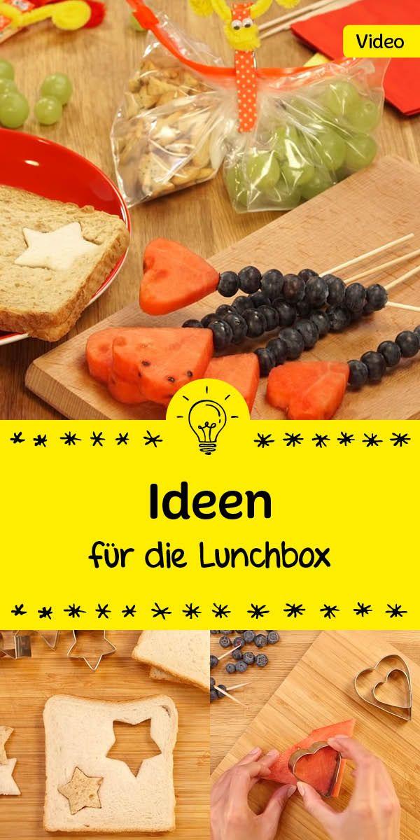 3 Ideen fuer die Lunchbox   MAGGI Ideenküche  – MAGGI Mittwoch
