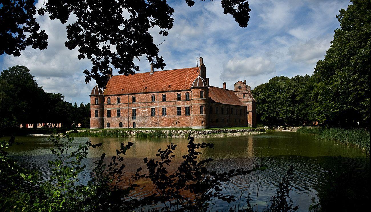 Rosenholm slot denmark