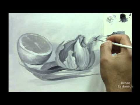 Descubre Como Pintar Un Bodegon Al Oleo Paso A Paso Aprender A Pintar Con Oleo Art Painting Art Painting