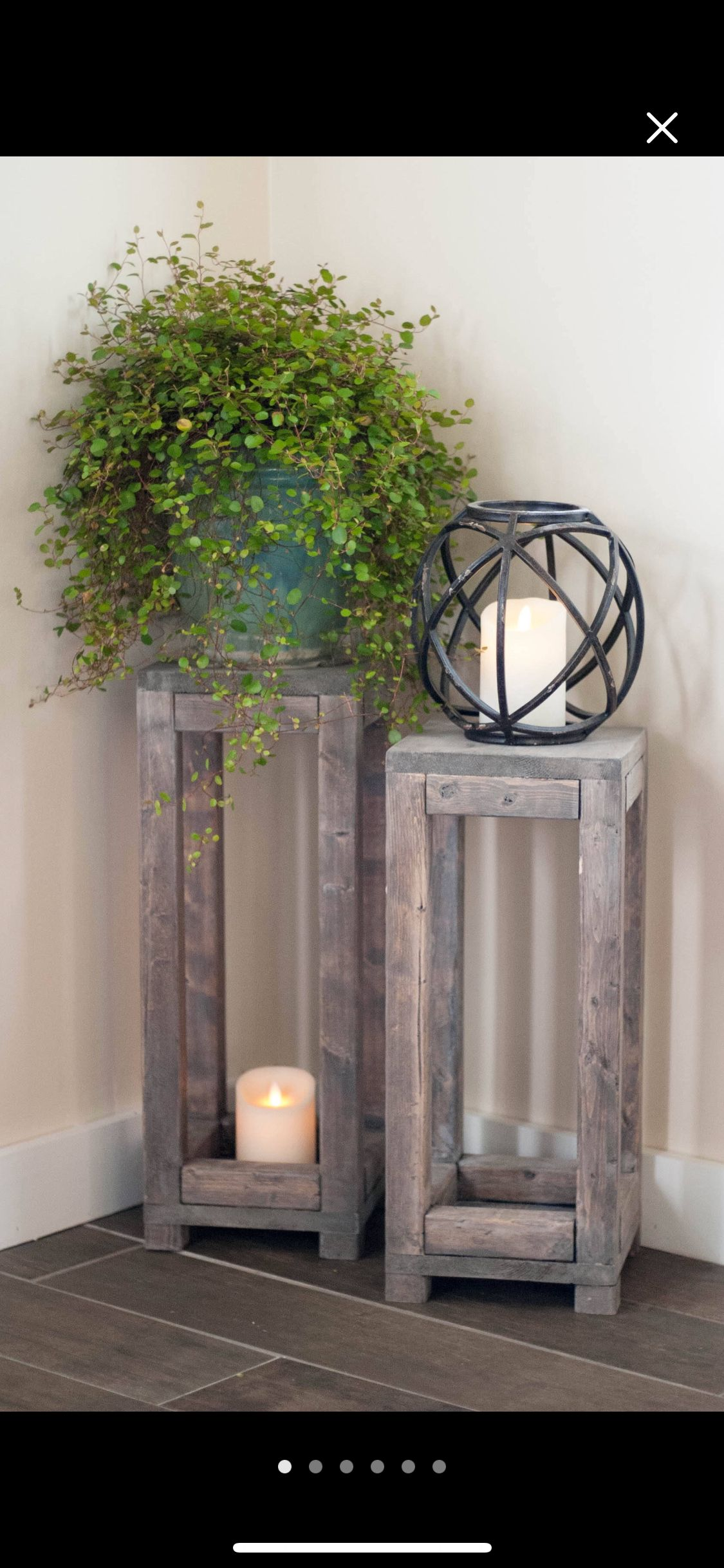 Diy Plant Stand For The Home In 2019 Modern Plant