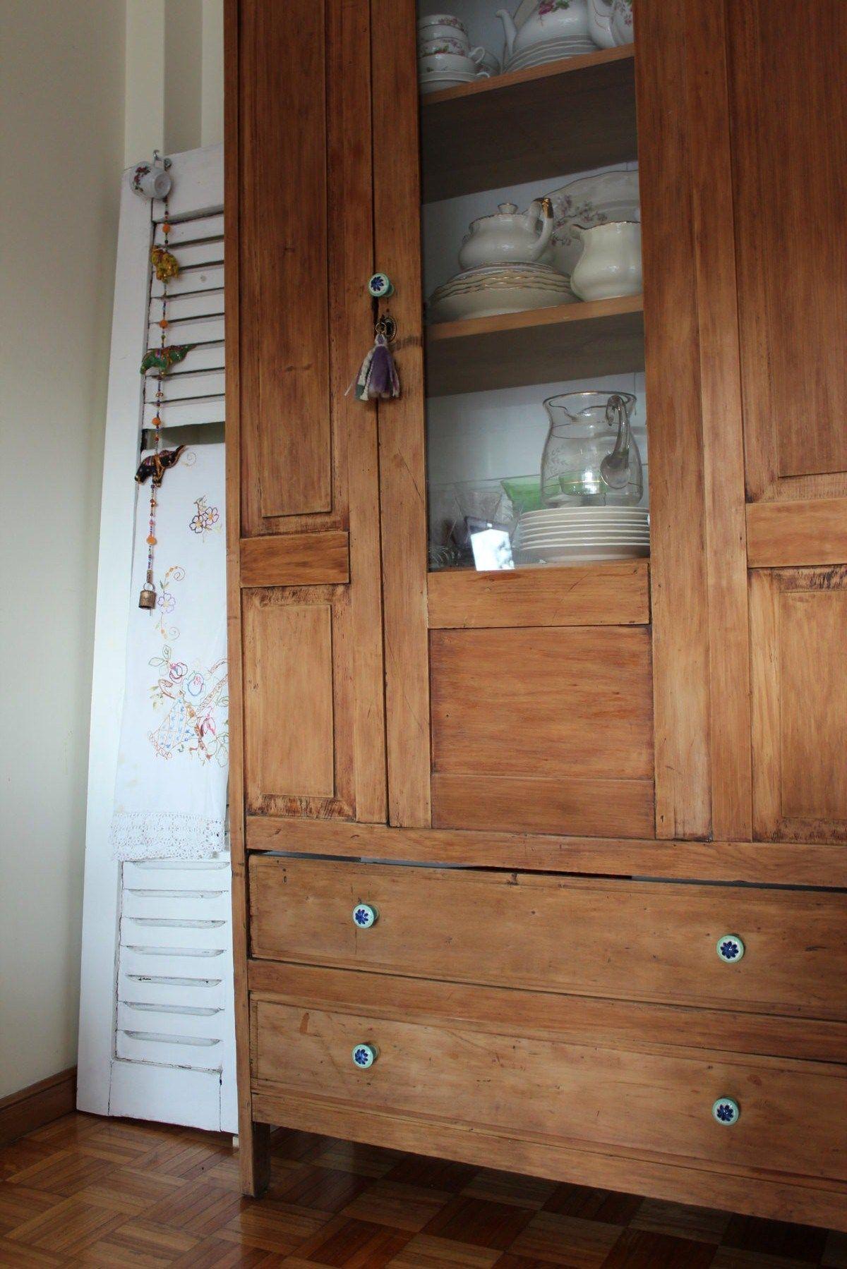 Vajillero   Vajilleros   Pinterest   Armario, Para el hogar y Cocinas