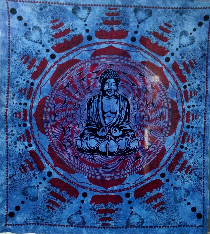 Buddha Tapestry Wall Hangings amazon - large size buddha tapestry wall hanging religious