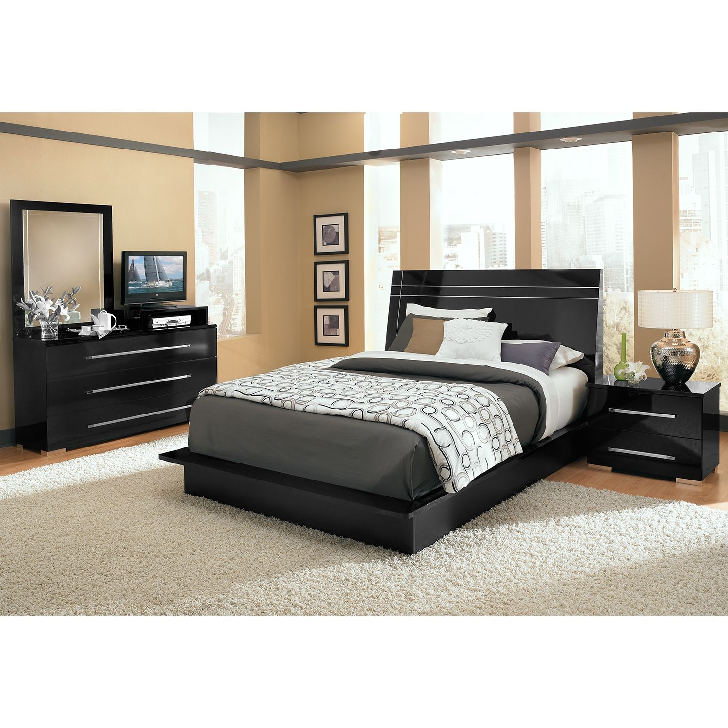 store turin queen lg modern in bed window m bedroom comfyco new sets bedrooms j black size at beds com open