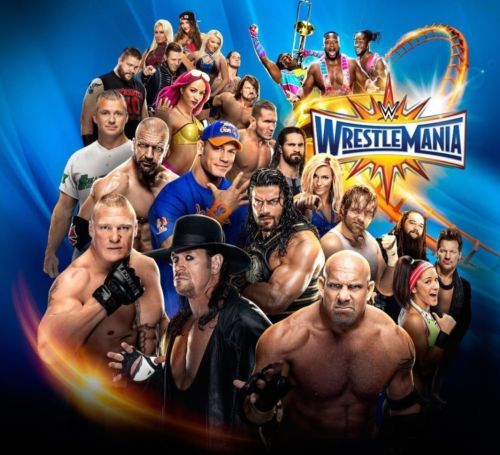 WRESTLEMANIA 33 TICKET/LOWER LEVEL/1 TICKET https://t.co/WYi3ow4HQM https://t.co/d0wwsUW87X