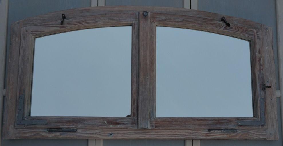 lybste-badmoebelde Fensterspiegel als Landhaus-Badmöbel Lybste