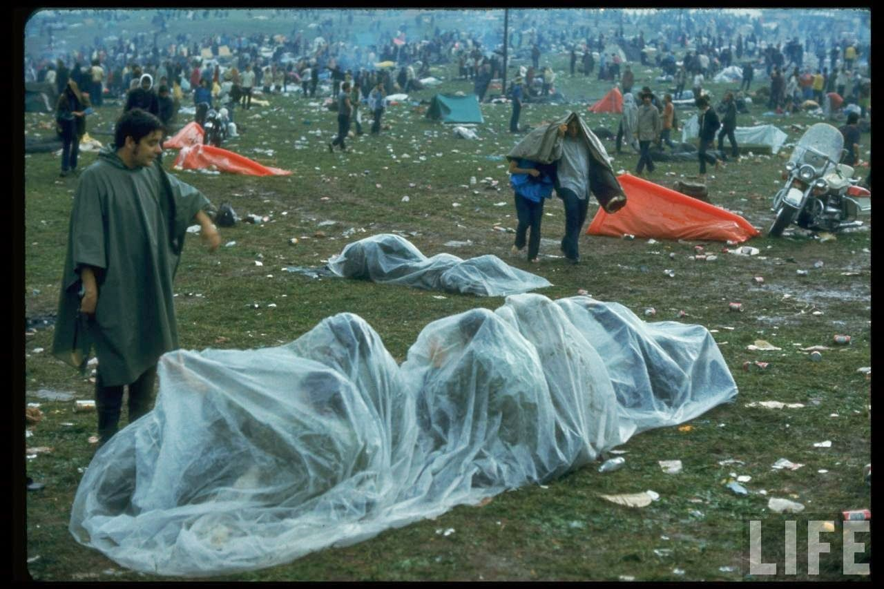 40 Fotos Coloridas E Inditas Do Festival De Woodstock -5192
