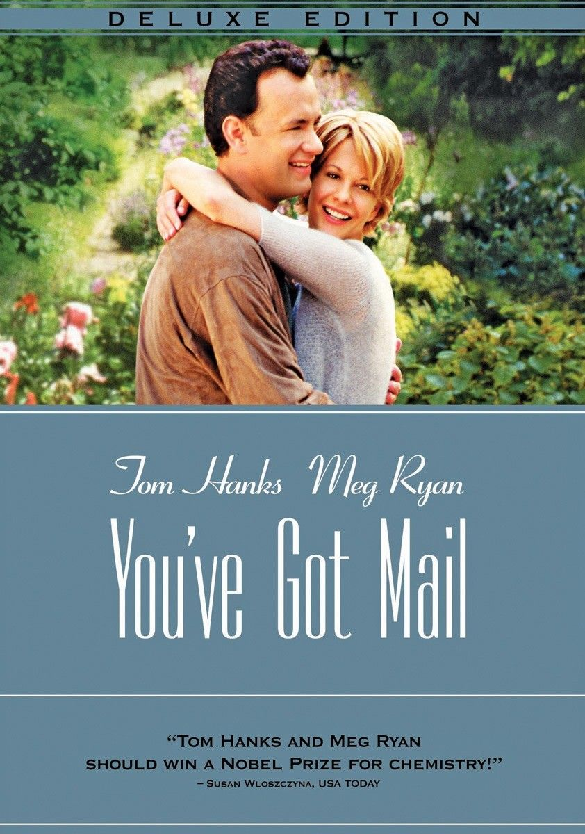 You've Got Mail Audiences have been charmed by this