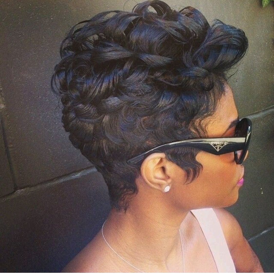 Pin by tracy nix on girly things pinterest short hair styles