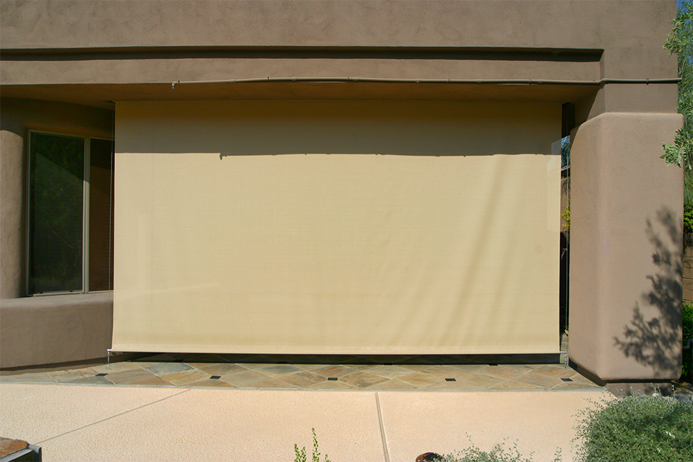 Patio Blinds – Sun City Awning | Patio blinds, Patio, Blinds