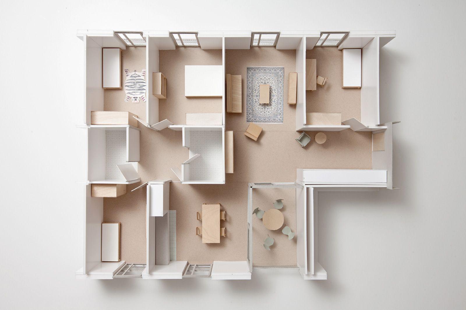 Wohnüberbauung Maiengasse, Basel | Esch Sintzel Architekten | mo+ ...