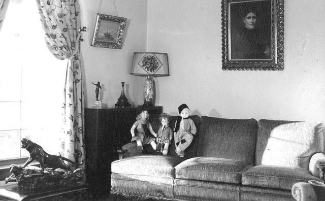 German apartment, 1930s
