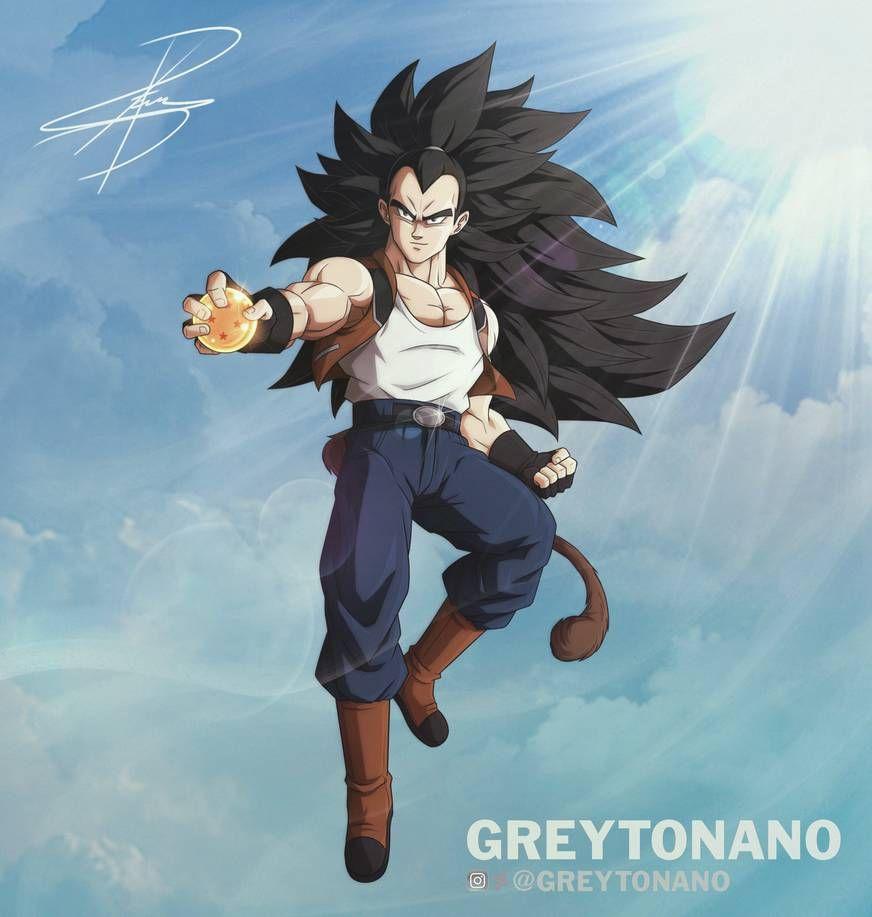 If Raditz Turned Good For Megaelekid947 By Greytonano On Deviantart Dragon Ball Super Art Dragon Ball Art Anime Dragon Ball
