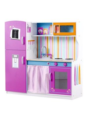 Cottage Wooden Role Play Kitchen 839bcb9cb