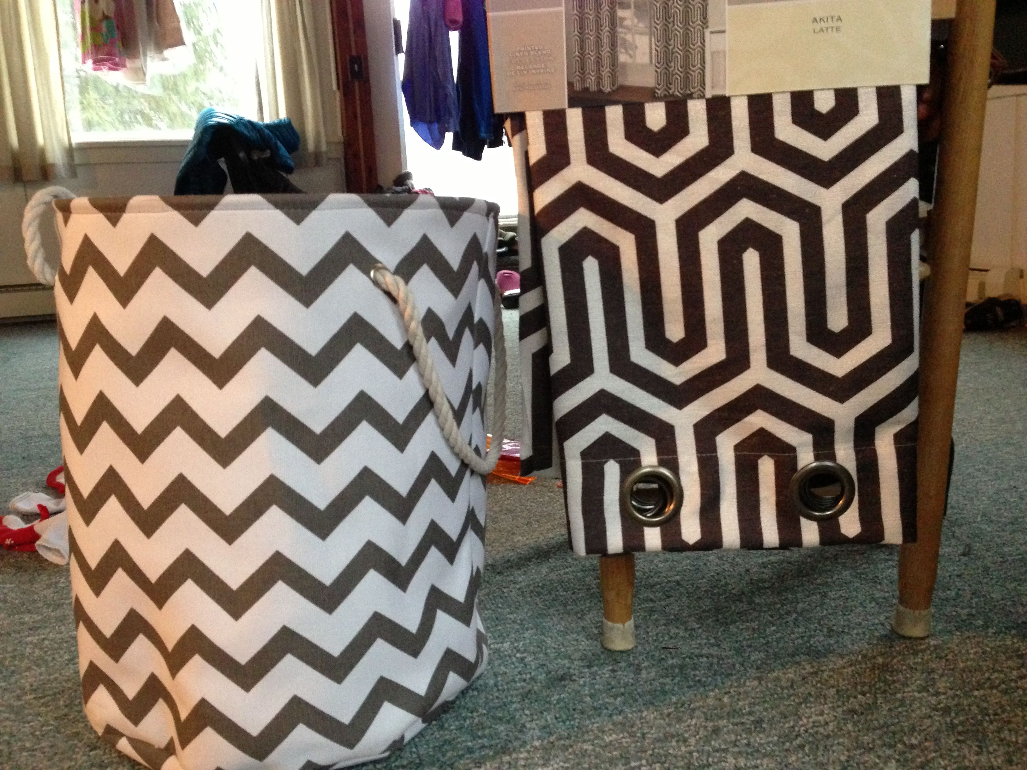 A Few Fun Patterns From Tj Maxx Canvas Laundry Hamper And