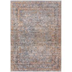 Photo of Benuta trends carpet valencia blue 160×230 cm – vintage carpet in used look