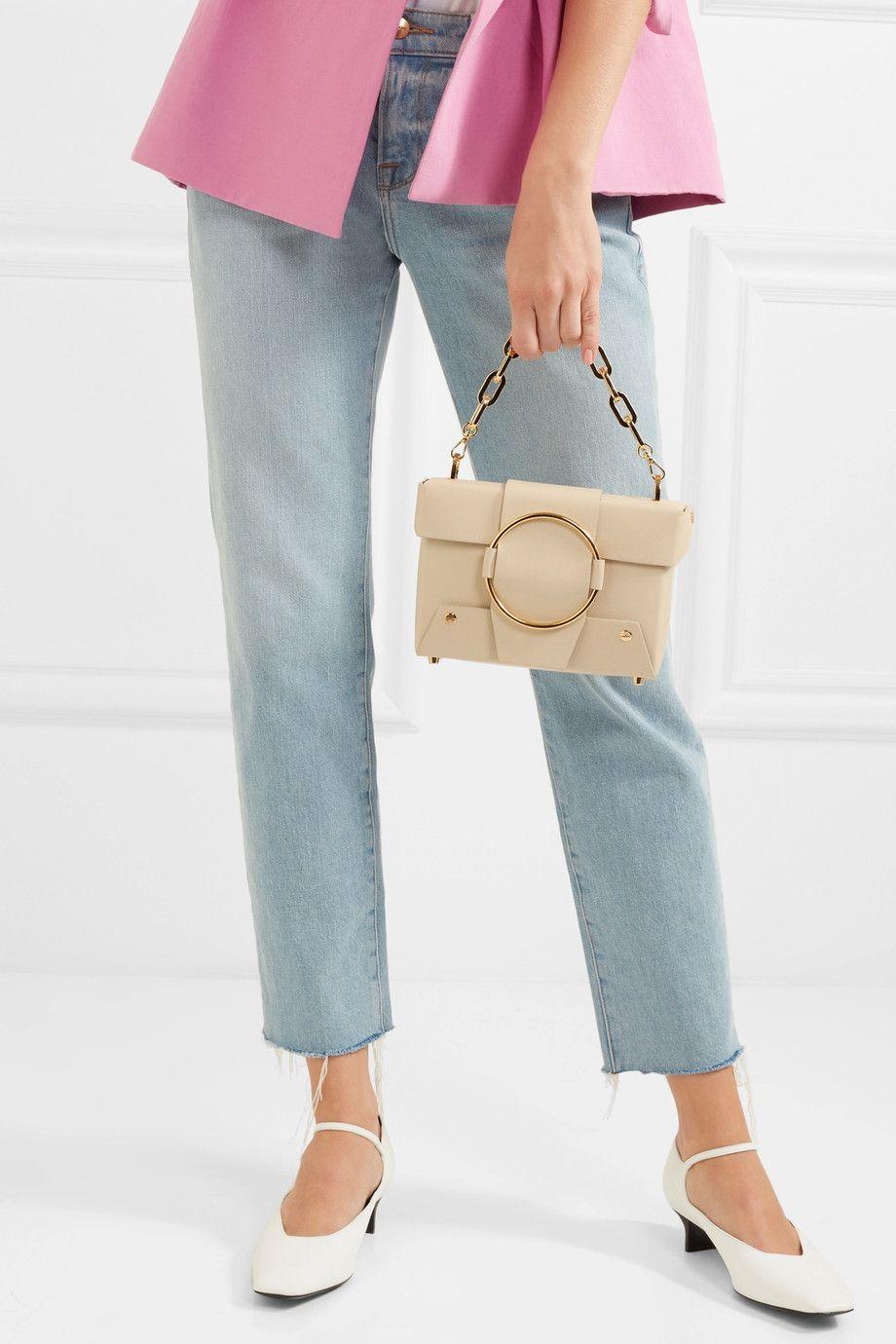 A Net Bag Leather Porter Sac Shoulder Asher Small Yuzefi com wRgYOq