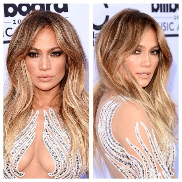 Our own Olaplex Co VP of Education, @slim_color, colored Jennifer Lopez's hair with Olaplex for the @Billboard Music Awards. Her hair looks amazing! TIP: Slim applied No.2 to JLo's ends while her base color was processing for 30 minutes to restore the broken bonds in her hair at the same time! #olaplex #modernsalon #beautylaunchpad #billboardmusicawards