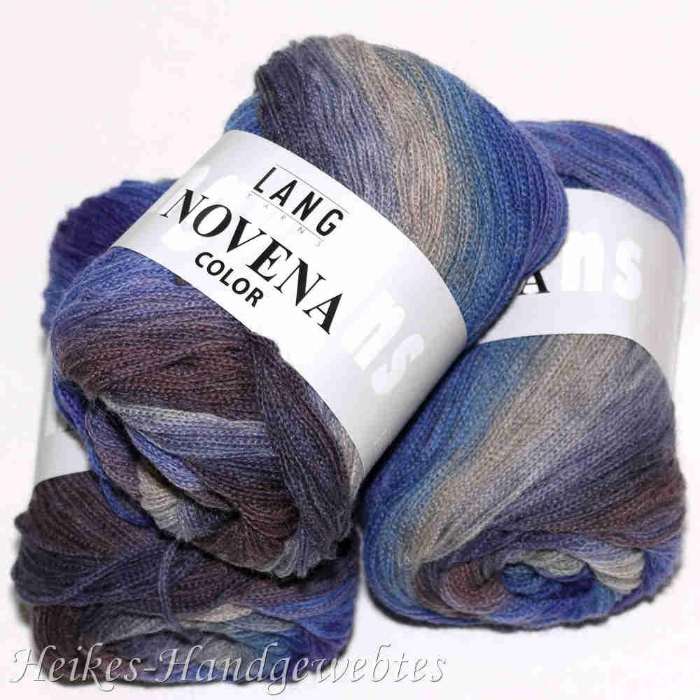 Novena Color Violett Sand Altrosa Farbverlaufswolle Altrosa Und Stricken Und Hakeln