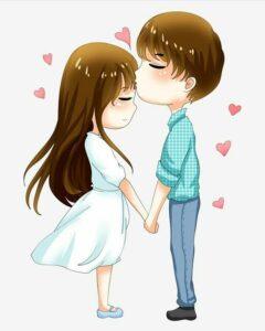 50+ Couple DP: Cute WhatsApp DP for Couples 2021