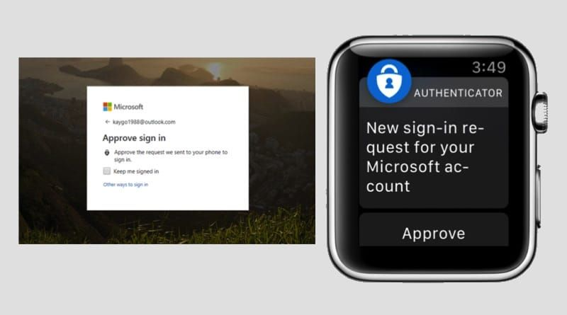 Go passwordless for Microsoft accounts with new Apple