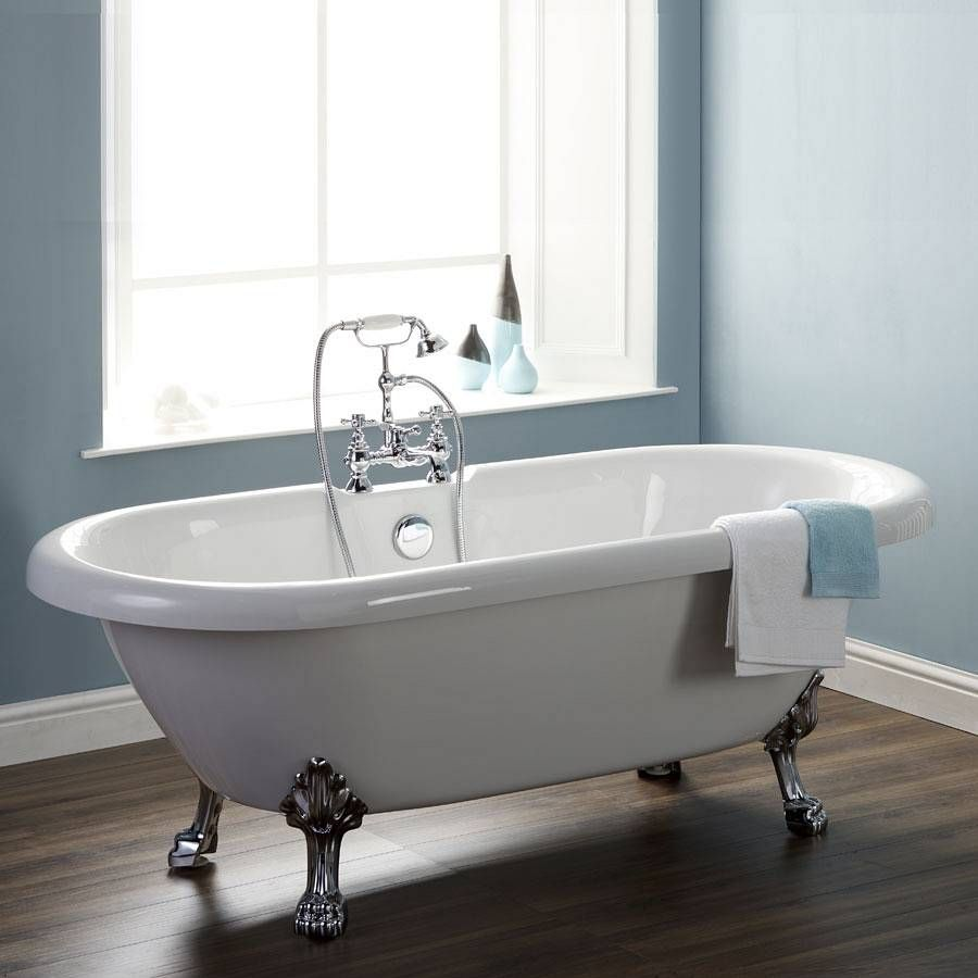 Shakespeare Roll Top Bath Large Now 299 99 Half Price Old Fashioned Bathtub Roll Top Bath Tub And Shower Faucets