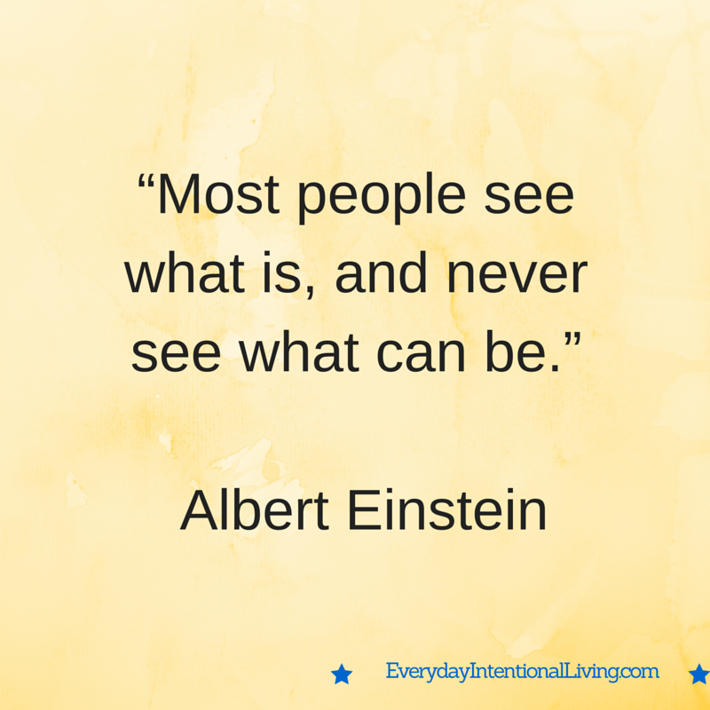 Thought for the Day: Einstein