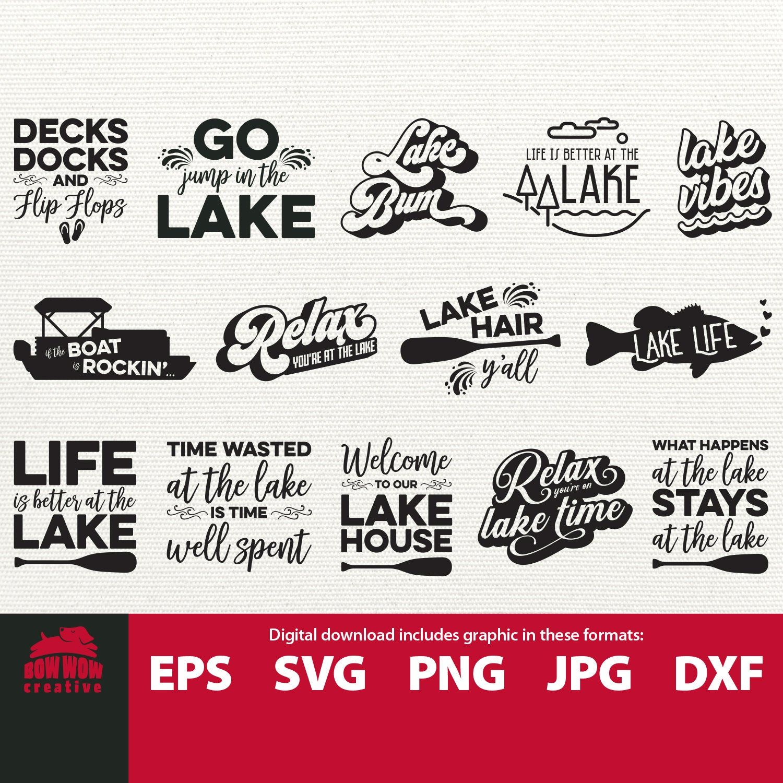 Lake Life Wording-Laser Cut Lake Life Sign-Lake Life Sign