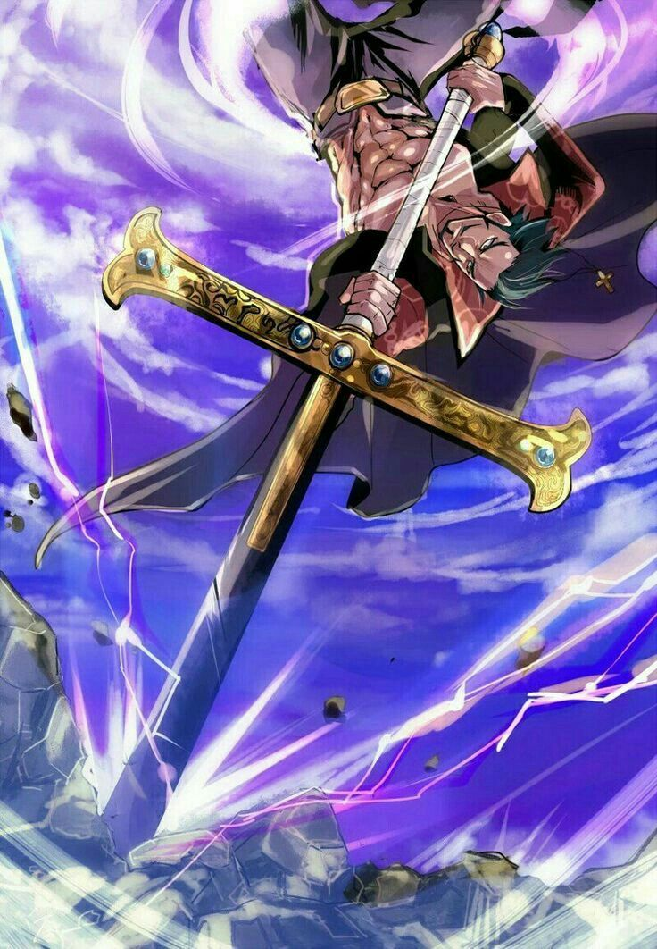One piece mihawk english subbed on one