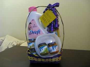 Sugarless and fun easter basket goodie ideas for toddlers and babies negle Image collections