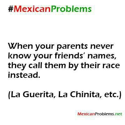 Mexican Problems Facebook Mexican problem...