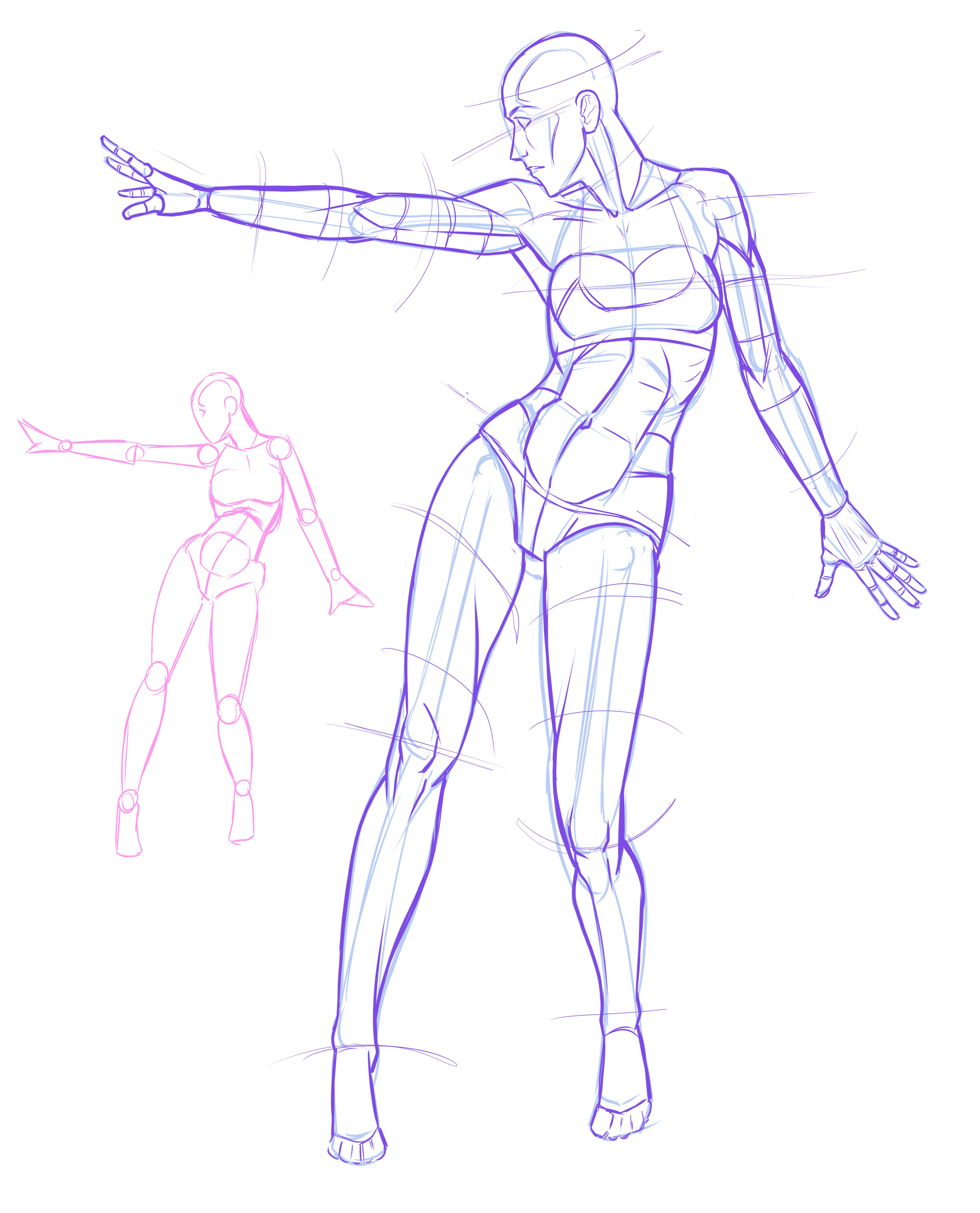 These Poses Are Part Of My Personal Art Challenge 10 000 Poses I Use Only Figure Drawing Drawing Poses Art Poses