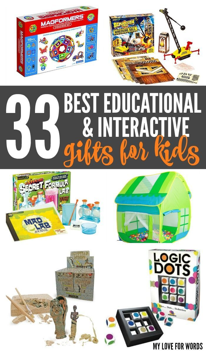 Educational and Interactive Toys for Kids   Educational ...