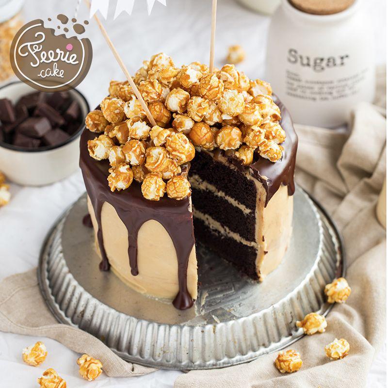 layer cake chocolat anniversaire