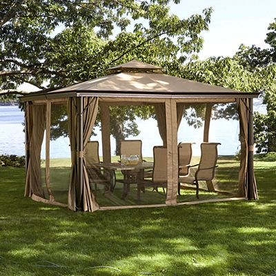 Elworth 10 X 12 Gazebo Replacement Canopy