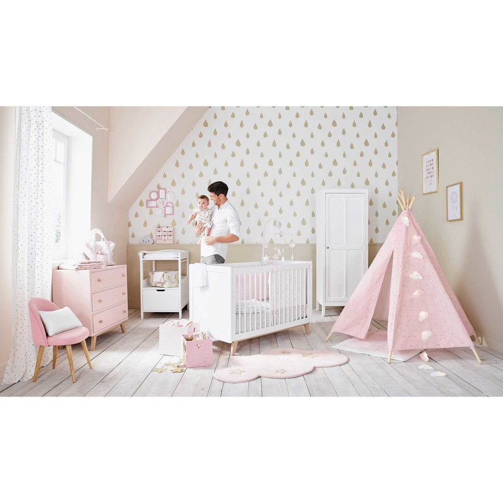 Gitterbett Baby Baby Gitterbett Weiß L 126 Baby Rooms Wallpaper Design For