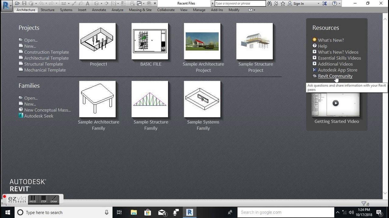 Introduction To Autodesk Revit Urdu Hindi Autodesk Revit