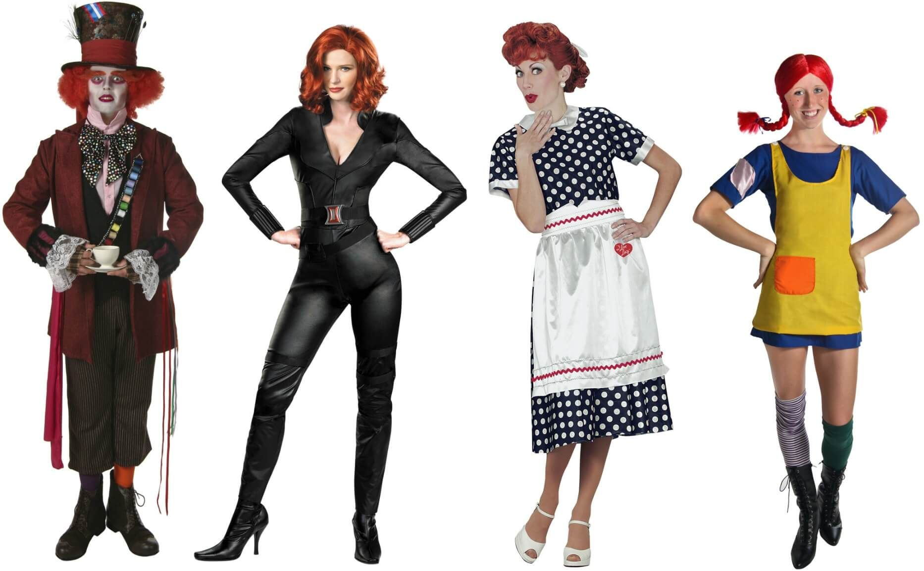 Halloween Costumes For Redheads Halloweencostumes Com Blog Halloween Costumes Redhead Red Hair Halloween Costumes Red Head Halloween Costumes