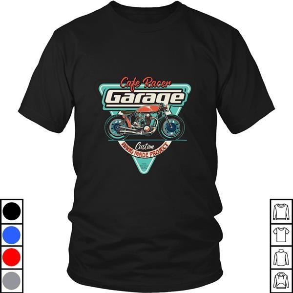 Teeecho Vintage Motorcycle  Vintage Motorbike T-Shirt, Sweatshirt, Hoodie for Men & Women
