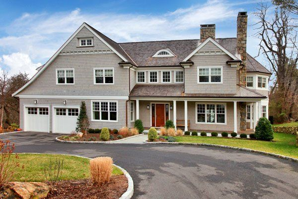 Nantucket Shingle Style Homes Bluewater Home Builders