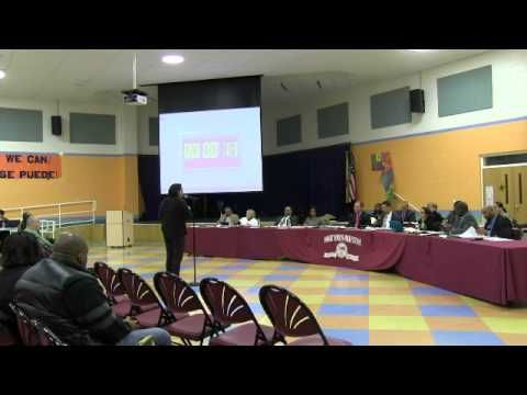 EPSD Board Mtg 1 16 14 - Part 1 In Search of Policy School - sample school agenda