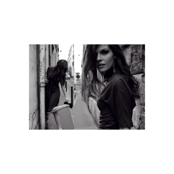 Editorial Escale Rive Gauche ❤ liked on Polyvore featuring models, backgrounds, people, pictures and girls