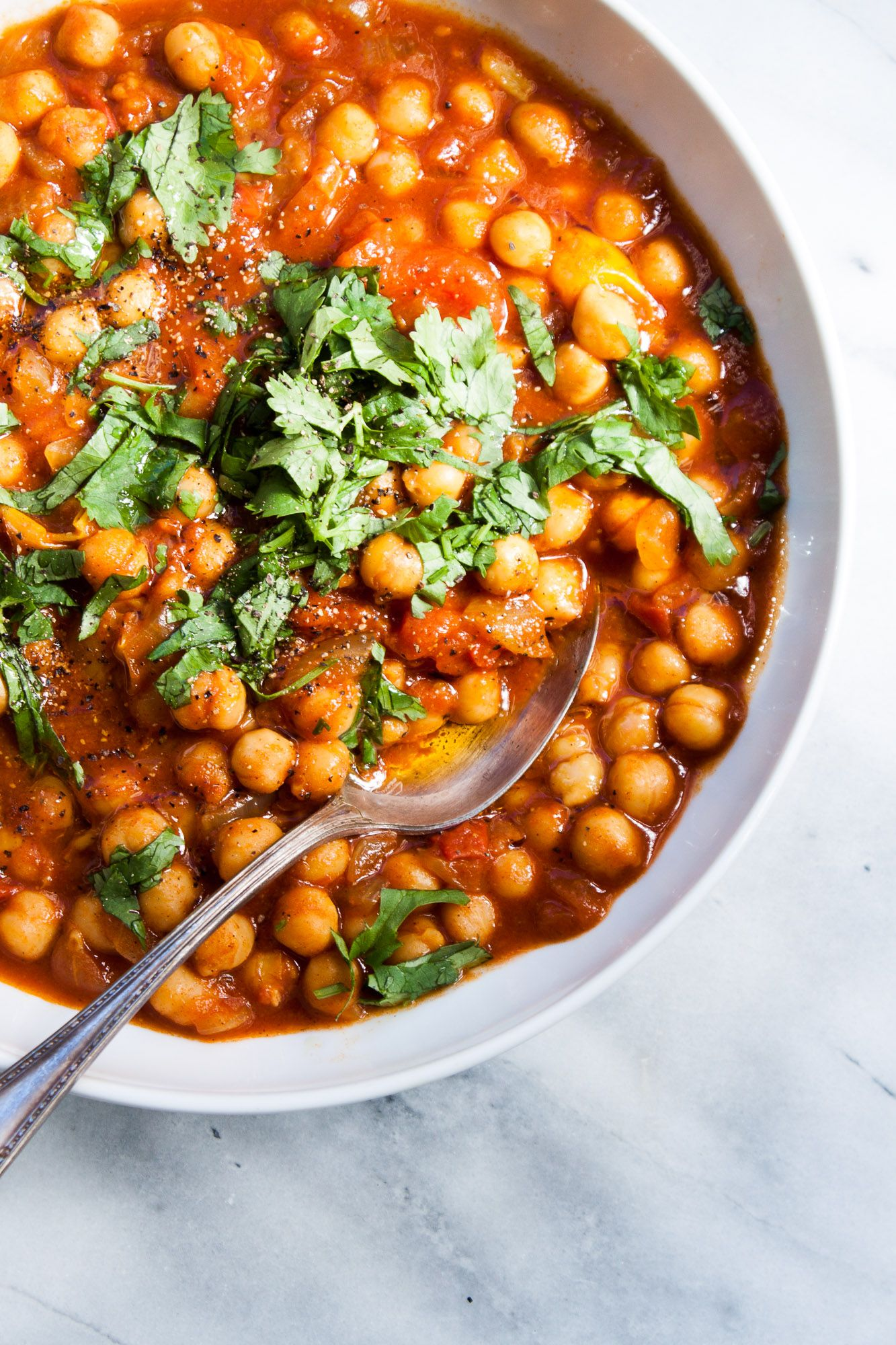 Moroccan Chickpea Tagine Food Tagine Recipes Tagine