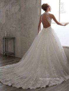 Marys Bridal 6591 Wedding Dress