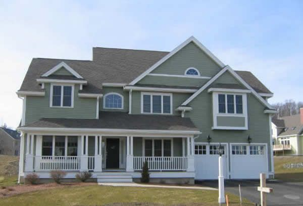 Green Exterior House Paint Colors At CertaPro Painters of ...